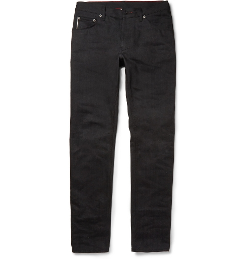 Martin Selvedge Denim Jeans by Raleigh Denim in Before I Wake