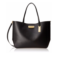 Eartha Everyday Shopper Shoulder Bag by ZAC Zac Posen  in Black-ish