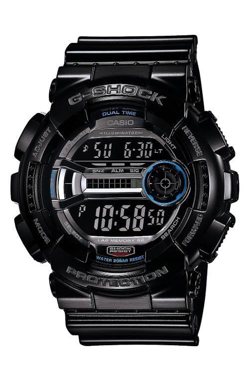 'X-Large' Digital Watch by G-Shock in Into the Storm