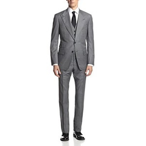 Peak Lapel Suit by Tom Ford in Suits - Season 5 Episode 4