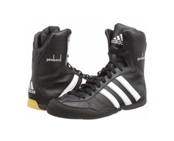 Pro Bout Boxing Boot by Adidas in Southpaw