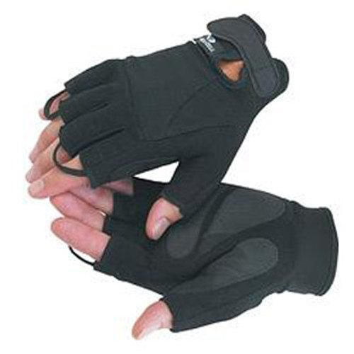 Stop Cycle Half Finger Gloves by Hatch in American Sniper