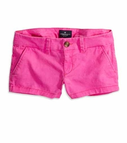 Shorts by American Eagle Outfitters in Pitch Perfect 2