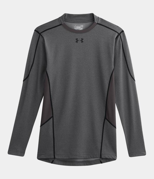 Evo Compression Hybrid Mock Shirt by Under Armour in Point Break