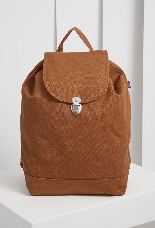 Baggu Canvas Drawstring Backpack by Forever21 in The DUFF