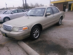 Crown Victoria 1999 Car by Ford in Kick-Ass