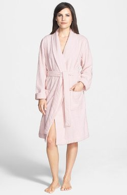 Cozy Terry Robe by Nordstrom in Crazy, Stupid, Love.