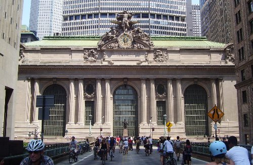 Grand Central Terminal New York City, New York in John Wick