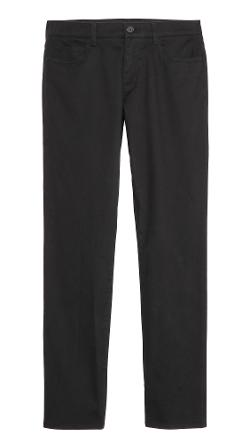 Stretch Twill 5 Pocket Jeans by Vince in Man of Steel