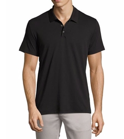 Boyd.Census Short-Sleeve Polo Shirt by Theory in Lethal Weapon