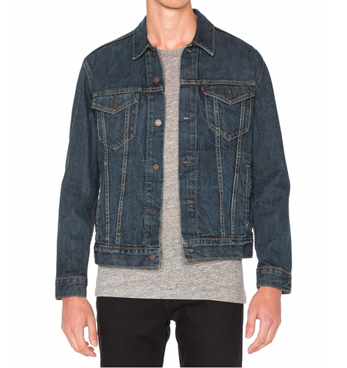 The Trucker Jacket by Levi's Premium in Power Rangers