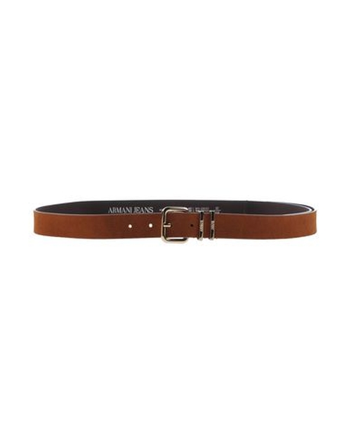 Suede Belt by Armani Jeans in Boyhood