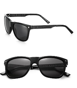 Cutout Wayfarer Sunglasses by Dsquared2 in Mission: Impossible - Rogue Nation