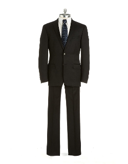 Slim Fit Wool Suit by John Varvatos U.S.A. in A Most Violent Year