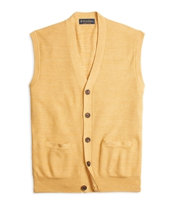 Supima Cotton Bird's-Eye Vest by Brooks Brothers in The Good Wife