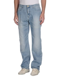 Light Wash Denim Pants by Trussardi Jeans in Mamma Mia!