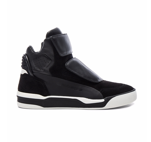 Move Mid Sneakers by Alexander McQueen Puma in Sleepless