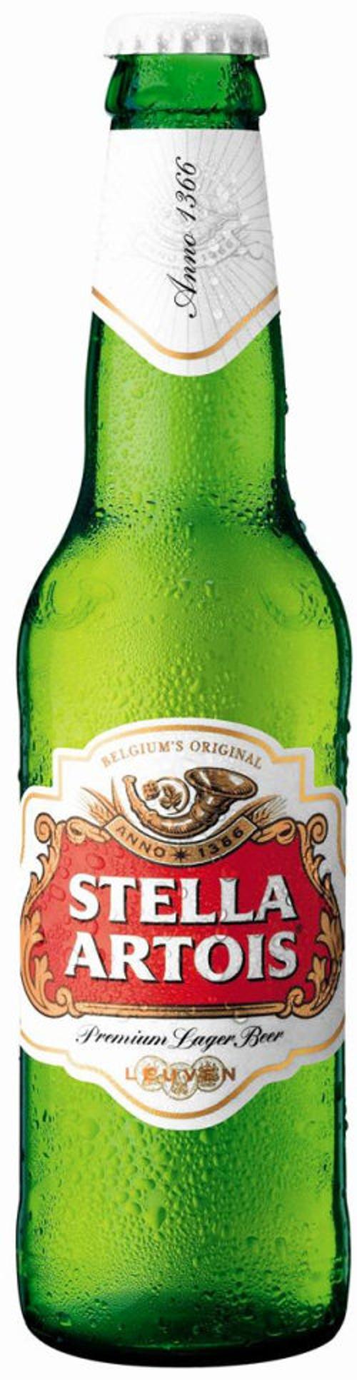 Beer by Stella Artois in Ted 2