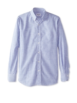 Franklin Pencil Stripe Shirt by Etiquette in Master of None