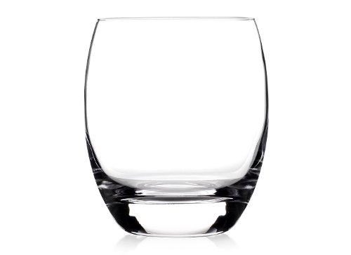 Crescendo Old-Fashioned Glasses by Luigi Bormioli in Begin Again