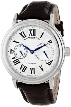 Maestro Stainless Steel Watch by Raymond Weil in Ballers