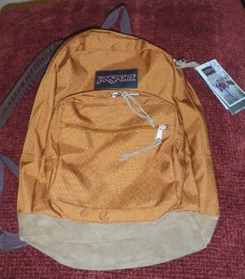 Right Pack Backpack by Jansport in Twilight