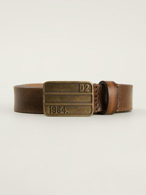 Two-Tone Belt by Dsquared2 in Anchorman 2: The Legend Continues