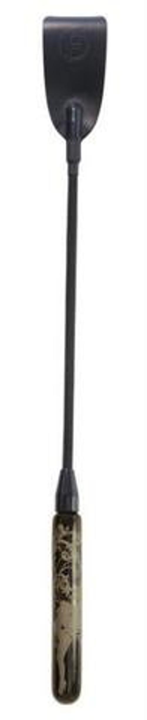 Glass & Leather Riding Crop by Icon Brands in Fifty Shades of Grey