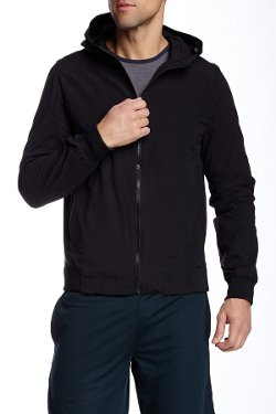 Hoodie Jacket by Number Lab in Run All Night