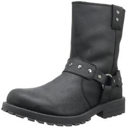 Men's Zenith-Igore Zip Up Boot by Skechers in Neighbors