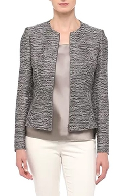 'Irene' Tweed Jacket by Lafayette 148 New York in The Good Wife