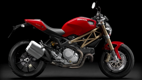 Monster 1100 Evo Motorcycle by Ducati in Fast & Furious 6