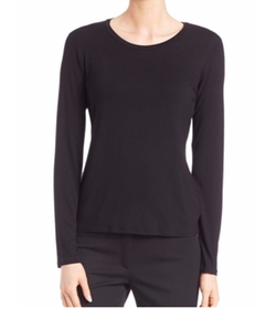 Long Sleeve Tee Shirt by Weekend Max Mara in Keeping Up With The Kardashians