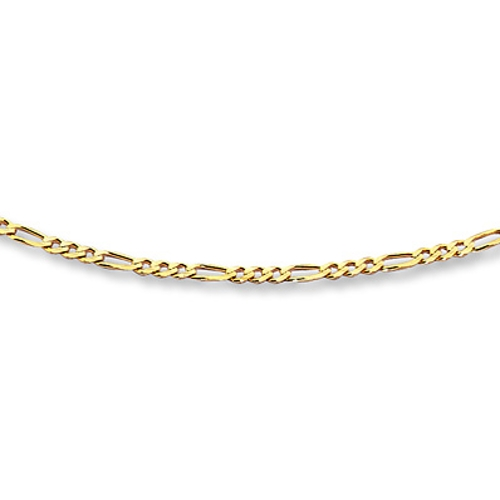 Figaro Link Chain Necklace by Kay Jewelry in The Transporter: Refueled