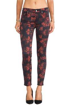 The Skinny W/ Contour Jeans by 7 For All Mankind in Pretty Little Liars