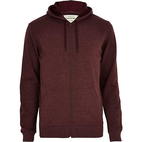 Zip Through Hoodie by River Island in Project Almanac