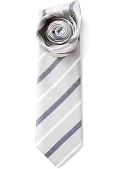 Striped Tie by Brioni in Survivor