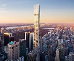 New York City, New York by 432 Park Avenue in Fantastic Four