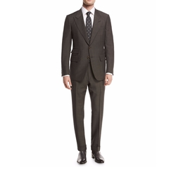 Shelton Base Mohair Peak-Lapel Two-Piece Suit by Tom Ford in The Fate of the Furious