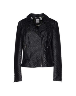 Quilted Biker Jacket by Censured in American Horror Story
