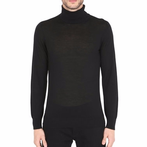 Extra Fine Merino Wool Sweater by Soho in John Wick: Chapter 2