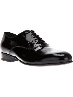 Patent Oxford Shoes by Lanvin in John Wick