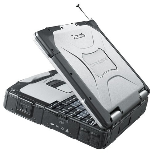 CF-30 Rugged Toughbook Laptop by Panasonic in The Martian