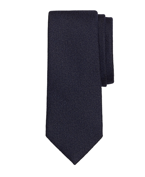Textured Solid Tie by Brooks Brothers in Scandal