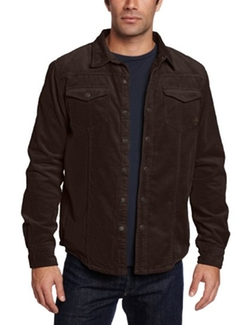 Men's Gomez Long Sleeve Corduroy Shirt by Prana in Supernatural
