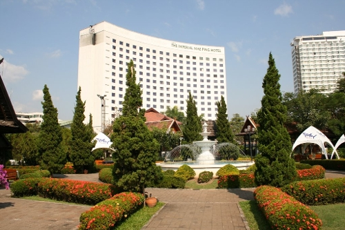 The Imperial Mae Ping Hotel Chiang Mai, Thailand in No Escape