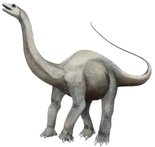 Apatosaurus by Seth Engstrom & Dean Sherriff (Concept Artist) in Jurassic World