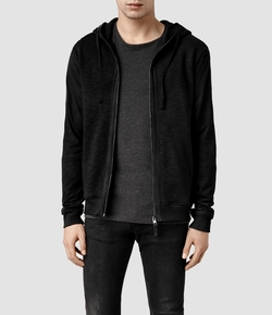Sirius Hoody Jacket by AllSaints in The Town