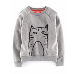 'Elle' Sequin Sweatshirt by Johnnie B By Boden in Unbreakable Kimmy Schmidt