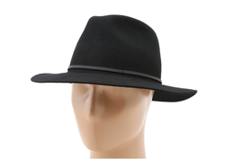 Wesley Fedora Hat by Brixton in On Her Majesty's Secret Service